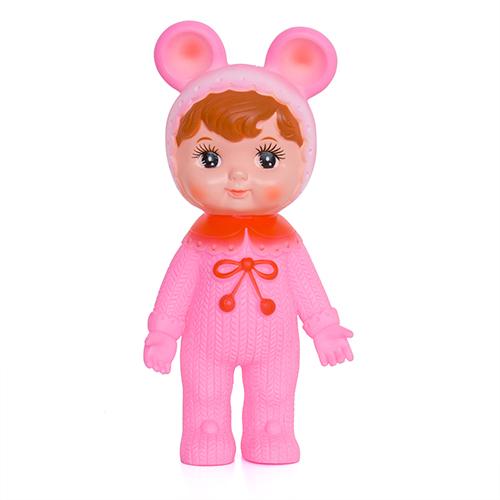 Pink Sister Woodland Doll