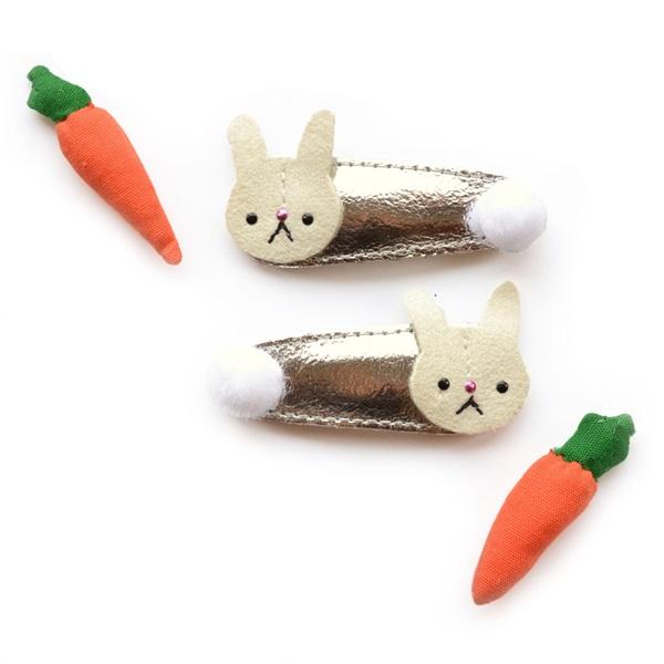 헬로시소[HELLOshiso] bunny clips