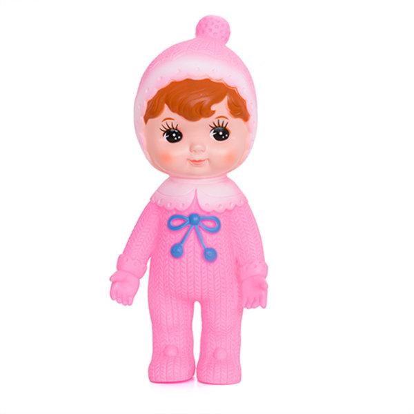 PINK Woodland Doll