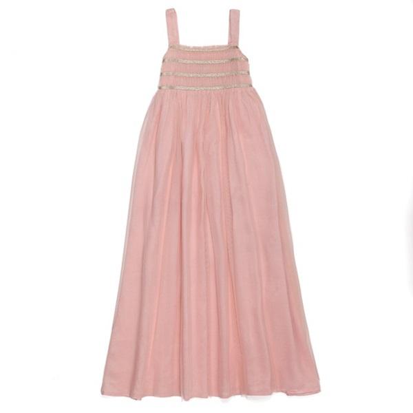 Sugar Almond Dress - Shell Pink
