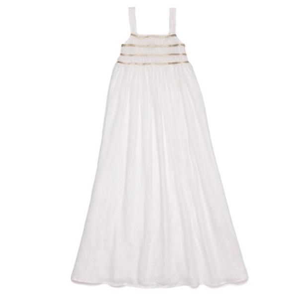 Sugar Almond Dress - Cream