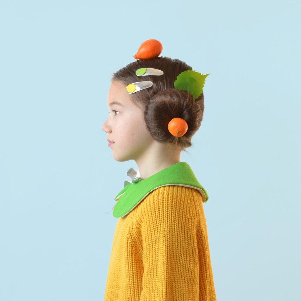 헬로시소[HELLOshiso] citrus clips