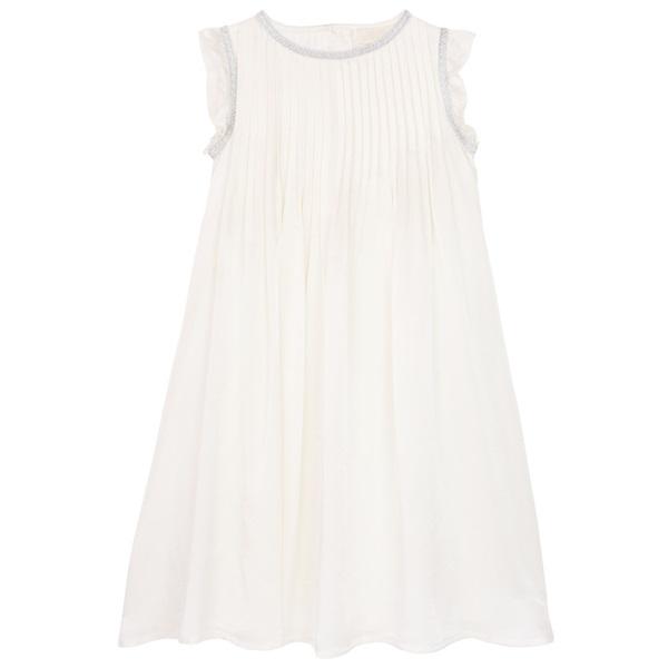 Pure Cloud Dress - Cream