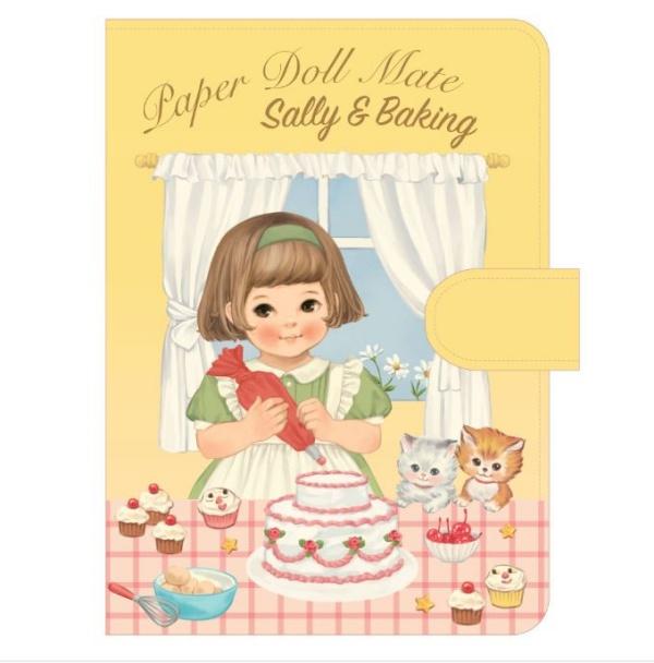 ♥ 입고 ♥ Paper doll mate diary ver.10_Sally [만년형] 페이퍼돌메이트 만년 다이어리