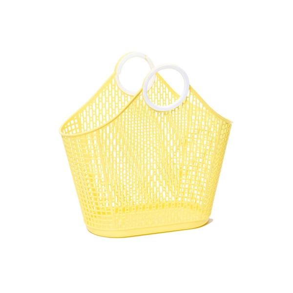 FIESTA SHOPPER - Small Daisy Yellow