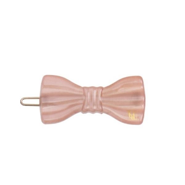 Small Bow clip - Pink
