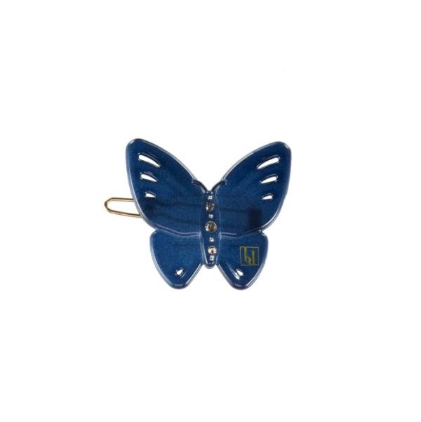 Butterfly clip Navy