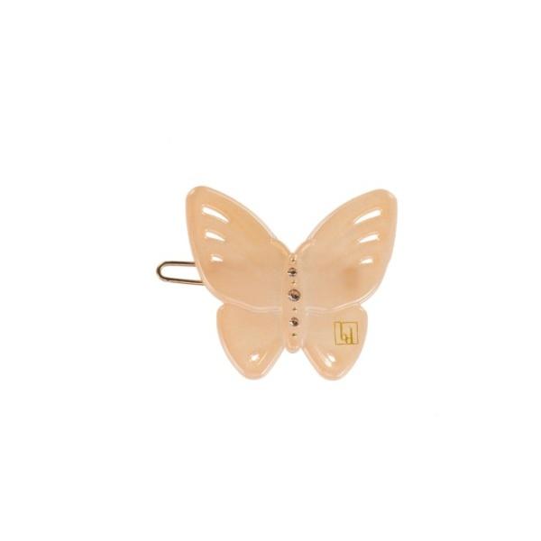 Butterfly clip - Peach