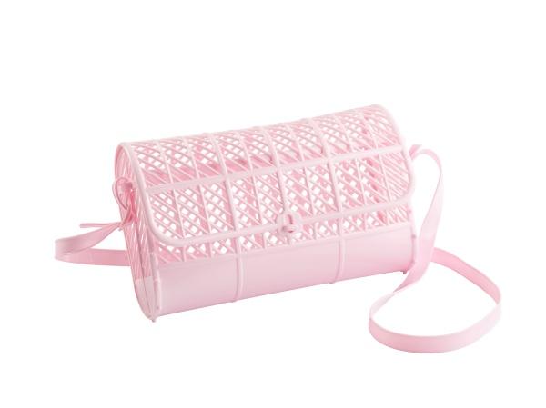 JELLY PURSE - Pink