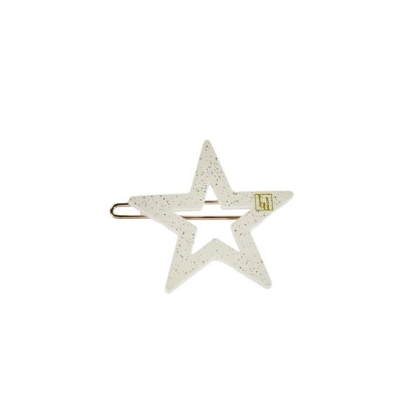 Bondep[본뎁]Star clip - Off white