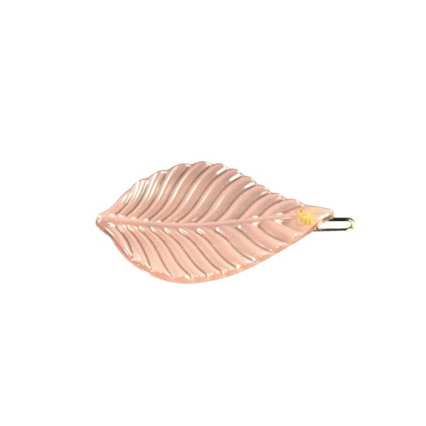 Bondep[본뎁]Leaf clip - pink