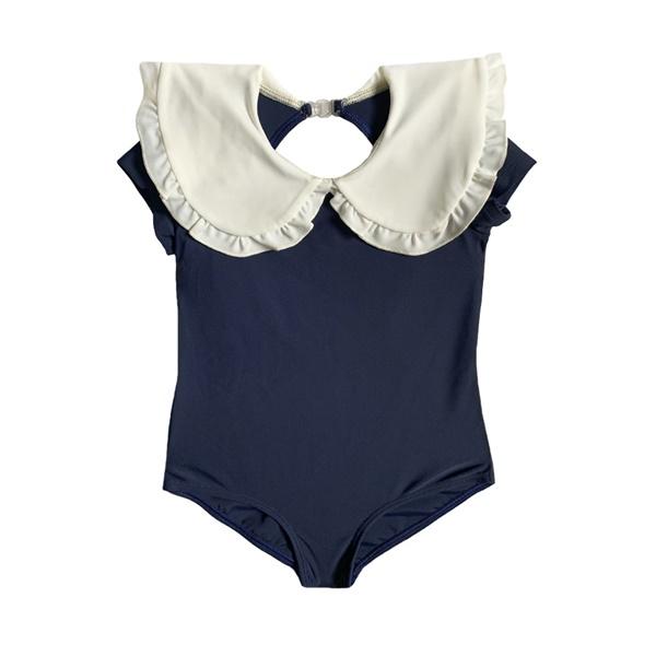 Swimsuit RUFFLE BLUE